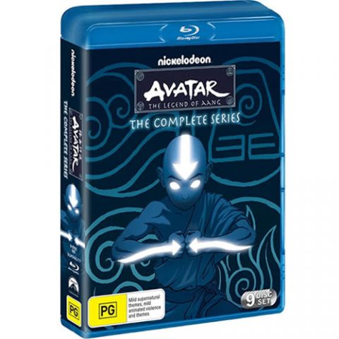 Avatar The Last Airbender The Complete Series Blu-ray  For Sale