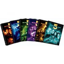 Babylon 5 Complete Series DVD Box Set For Sale