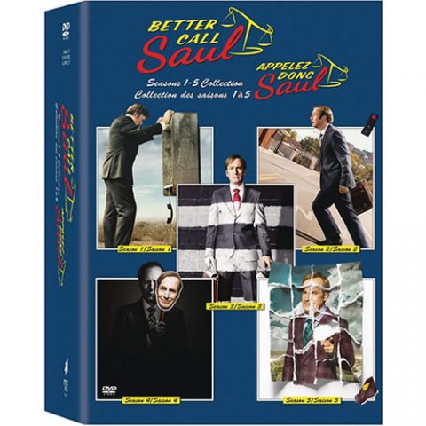 Better Call Saul Complete Series DVD Box Set For Sale