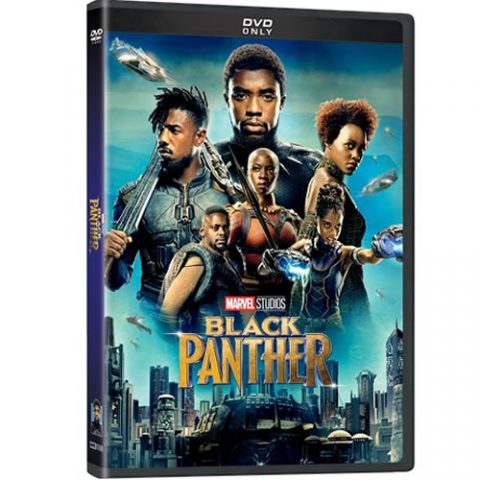 Black Panther DVD For Sale