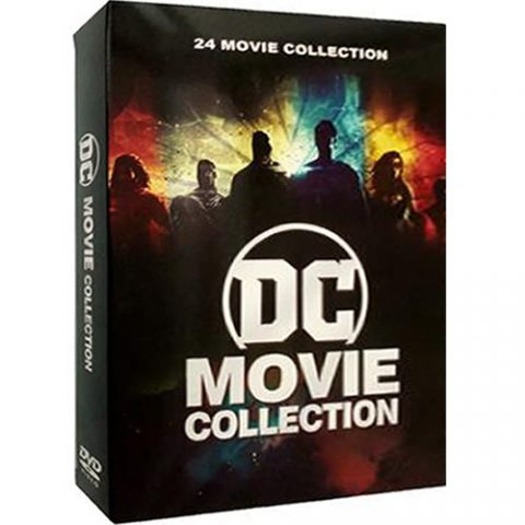 DC 24 Movie Collection DVD For Sale