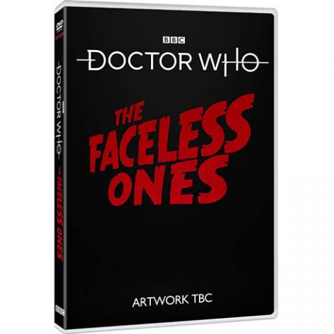 Doctor Who: The Faceless Ones DVD For Sale