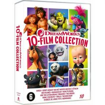 DreamWorks 10 Movie Collection DVD Box Set For Sale