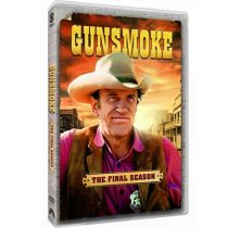 Gunsmoke Season Final DVD For Sale