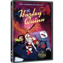 Harley Quinn Season 1 DVD For Sale