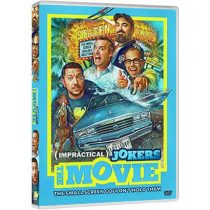 Impractical Jokers: The Movie DVD For Sale