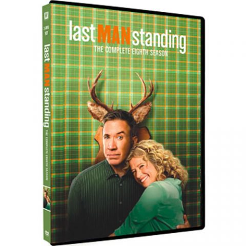 Last Man Standing Season 8 DVD For Sale