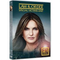 Law & Order: Special Victims Unit Season 21 DVD For Sale