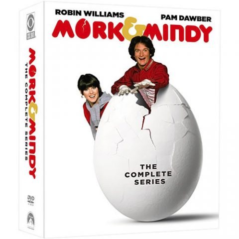 Mork & Mindy Complete Series DVD Box Set For Sale