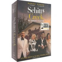 Schitts Creek The Complete Collection Box Set For Sale