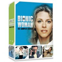 The Bionic Woman Complete Series DVD Box Set For Sale