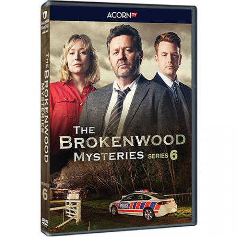 The Brokenwood Mysteries Season 6 DVD For Sale