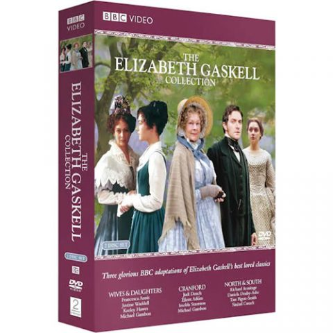The Elizabeth Gaskell Collection DVD For Sale