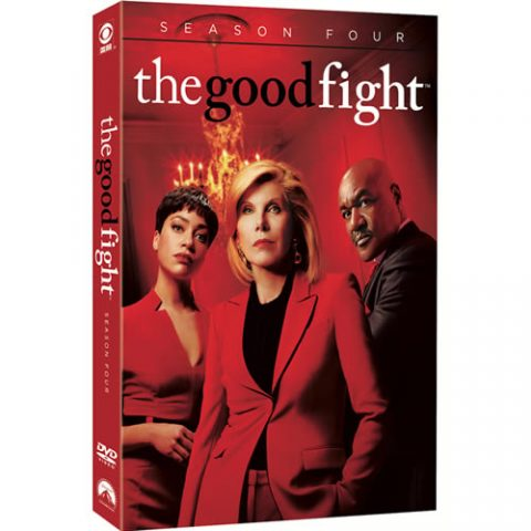 The Good Fight Season 4 DVD For Sale