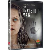 The Invisible Man(2020) DVD For Sale