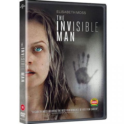 The Invisible Man (2020) DVD For Sale