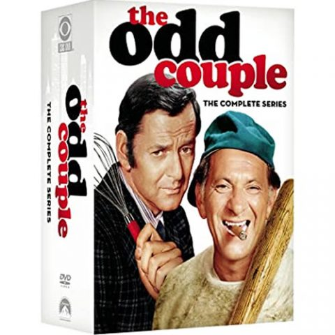 The Odd Couple Complete Series DVD Box Set For Sale