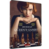 The Queen's Gambit DVD For Sale
