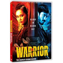 Warrior Season 2 DVD For Sale