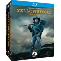 Yellowstone Complete Season 1-3 Blu-ray Region Free 1-3 For Sale
