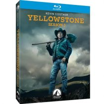 Yellowstone Season 3 Blu-ray Region Free 3 For Sale