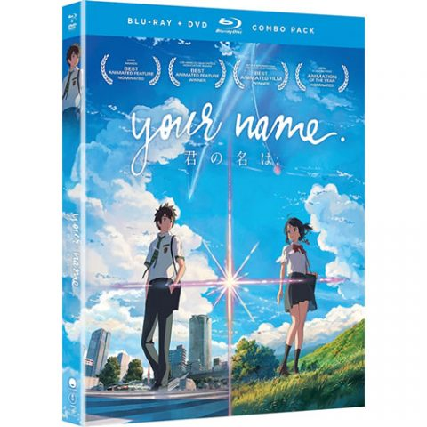 Your Name. DVD For Sale