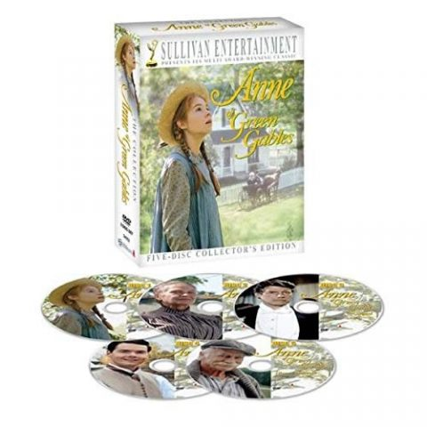 Anne of Green Gables DVD For Sale