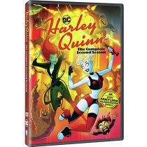 Harley Quinn Season 2 DVD For Sale