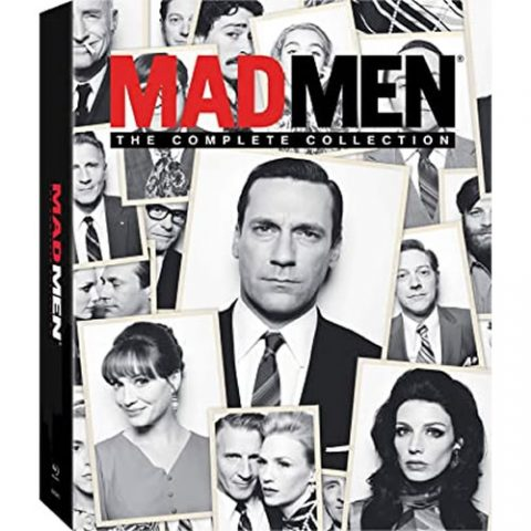 Mad Men: The Complete Collection DVD Box Set For Sale