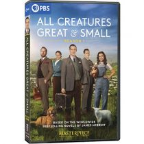 All Creatures Great and Small Season 1 DVD For Sale