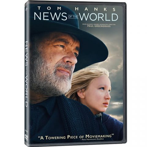 News Of The World DVD For Sale