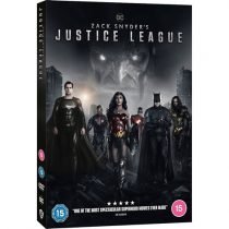 Zack Snyder's Justice League DVD For Sale
