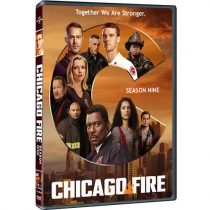 Chicago Fire Season 9 DVD For Sale