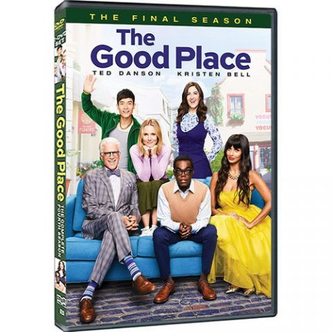 The Good Place Final Season 4 DVD For Sale