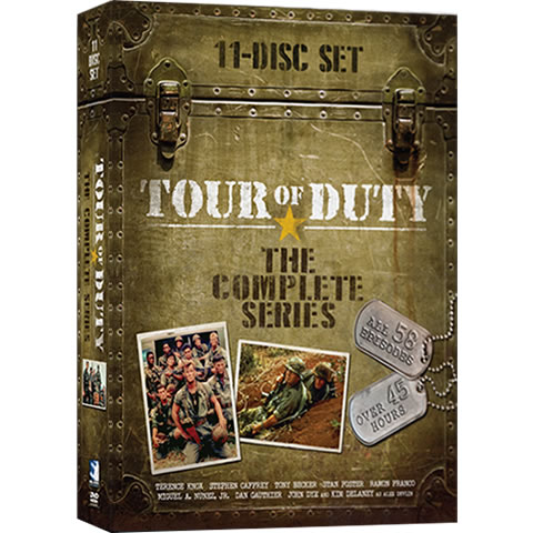 Buy Tour of Duty Complete Series DVD Box Set