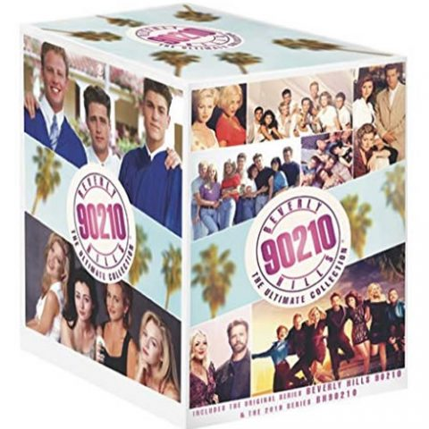 Beverly Hills 90210: The Ultimate Collection DVD Box Set For Sale