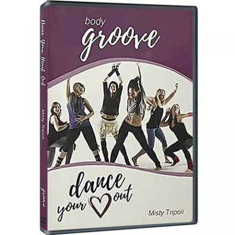 Body Groove Dance: Your Heart Out DVD For Sale