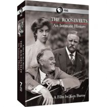 The Roosevelts: An Intimate History DVD For Sale