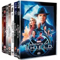 Buy Agents of SHIELD Complete Seasons 1-7
