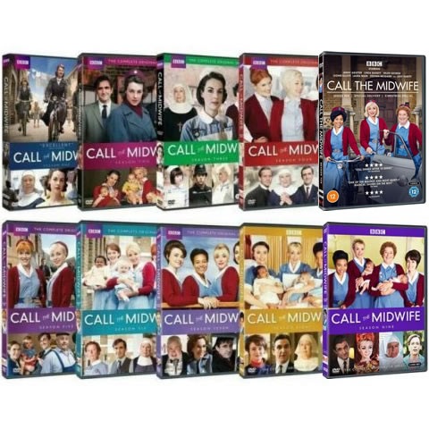 Buy Call The Midwife Complete Seasons 1-10