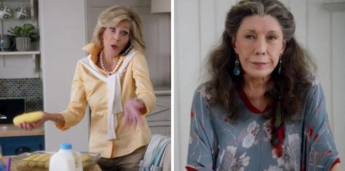 Grace And Frankie: 5 Reasons They Are Roommate Goals (& 5 They Aren't)