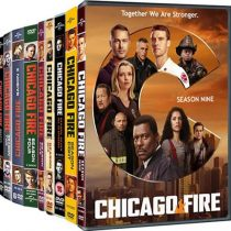 Buy Chicago Fire Complete Seasons 1-9