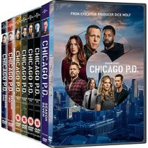 Buy Chicago PD Complete Seasons 1-8