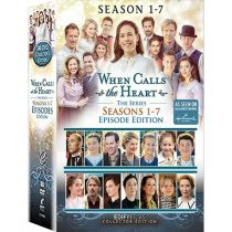 Buy When Calls The Heart Complete Seasons 1-7